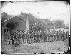 B-292 Company H, 44th Indiana Infantry 524711